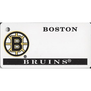 Boston Bruins NHL Key Chain