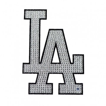 Los Angeles Dodgers Diamond Bling Auto Emblem