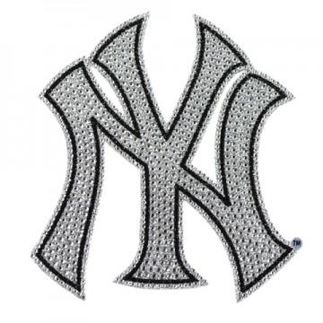 New York Yankees Diamond Bling Auto Emblem