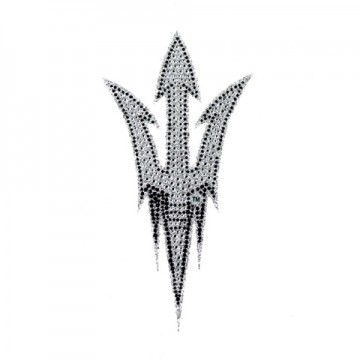 Arizona State Diamond Bling Auto Emblem