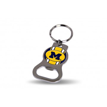 Michigan Wolverines Key chain And Bottle Opener