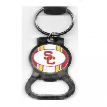 USC Trojans Key Chain And Bottle Opener