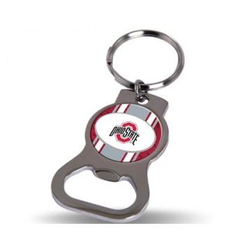Ohio State Buckeyes Key Chain And Bottle Opener