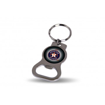 Houston Astros Key Chain And Bottle Opener