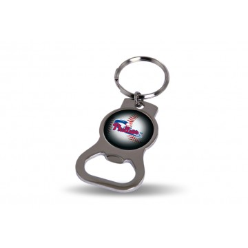Philadelphia Phillies Key Chain And Bottle Opener