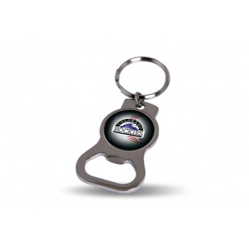 Colorado Rockies Key Chain And Bottle Opener