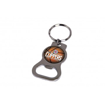 Los Angeles Clippers Key Chain And Bottle Opener