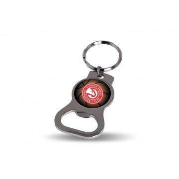 Atlanta Hawks Key Chain And Bottle Opener