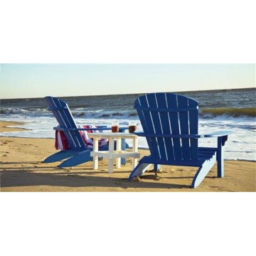Beach Chairs Photo License Plate