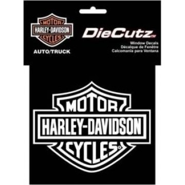 Harley-Davidson Bar and Shield Die Cutz Decal