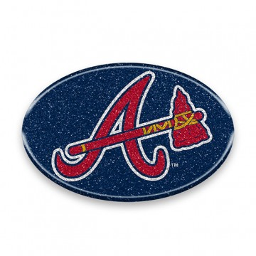Atlanta Braves Color Bling Emblem