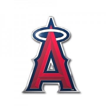 Los Angeles Angels Full Color Auto Emblem