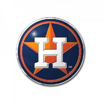 Houston Astros Full Color Auto Emblem