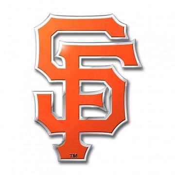 San Francisco Giants Full Color Auto Emblem