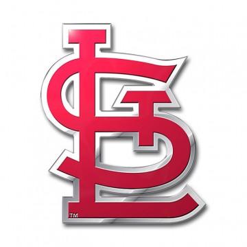 St. Louis Cardinals Full Color Auto Emblem