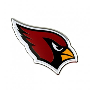 Arizona Cardinals Full Color Auto Emblem