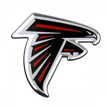 Atlanta Falcons Full Color Auto Emblem