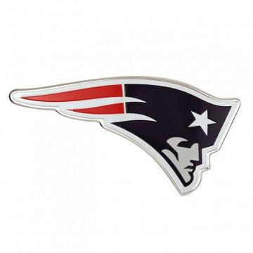 New England Patriots Full Color Auto Emblem