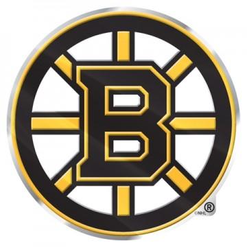Boston Bruins Full Color Auto Emblem