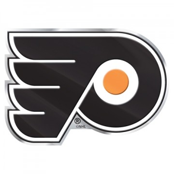 Philadelphia Flyers Full Color Auto Emblem