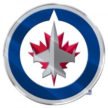 Winnipeg Jets Full Color Auto Emblem