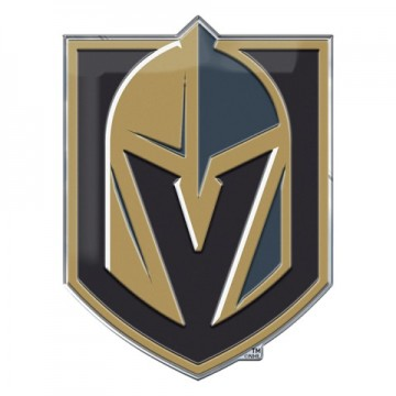 Las Vegas Golden Knights Full Color Auto Emblem