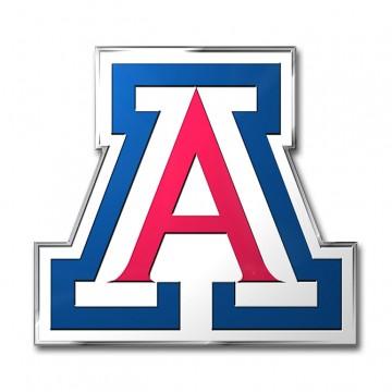 Arizona Wildcats Full Color Auto Emblem