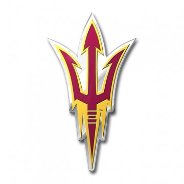 Arizona State Sun Devils Full Color Auto Emblem
