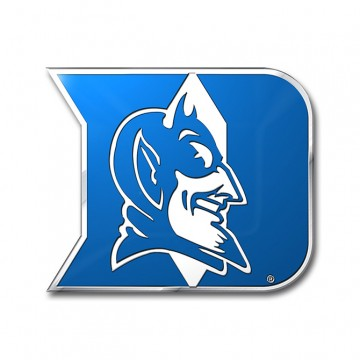Duke Blue Devils Full Color Auto Emblem