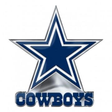 Dallas Cowboys Alternative Logo Full Color Emblem