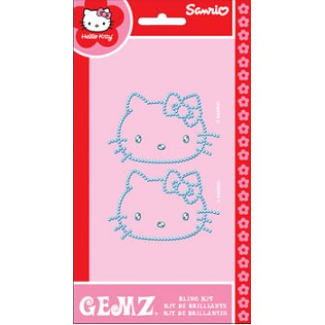 Hello Kitty Bling Decal Kit