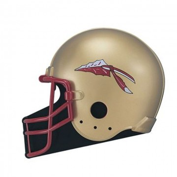 Florida State Seminoles Plastic Helmet Hitch Cover