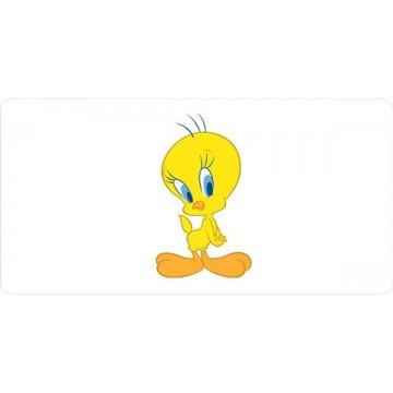 Tweety Bird Photo License Plate