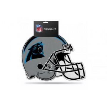 Carolina Panthers Die Cut Pennant