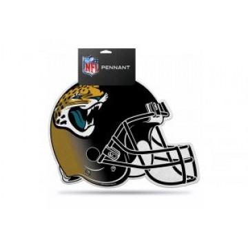 Jacksonville Jaguars Die Cut Pennant