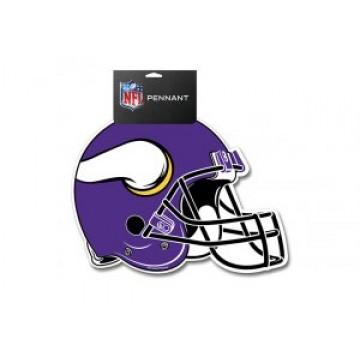 Minnesota Vikings Die Cut Pennant