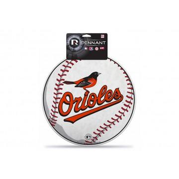 Baltimore Orioles Die Cut Pennant
