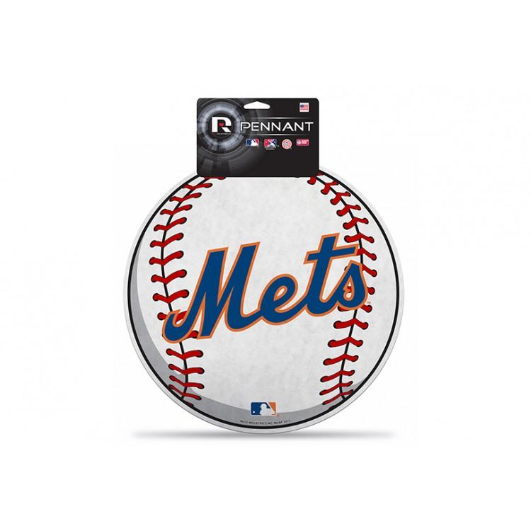 New York Mets Die Cut Pennant