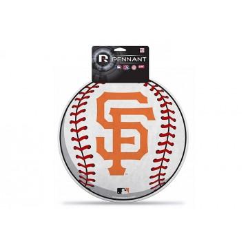 San Francisco Giants Die Cut Pennant