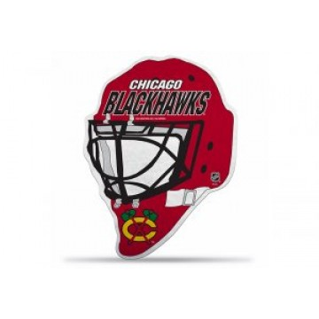 Chicago Blackhawks Die Cut Pennant