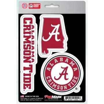 Alabama Crimson Tide Team Decal Set