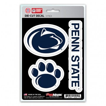 Penn State Nittany Lions Team Decal Set