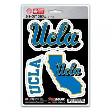 UCLA Bruins Team Decal Set