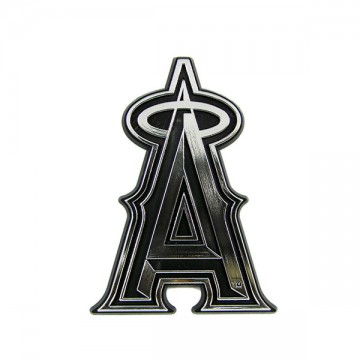 Anaheim Angels MLB Chrome Auto Emblem