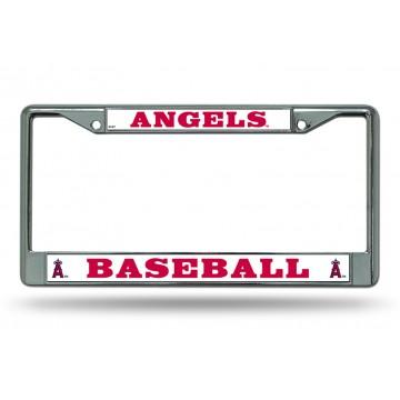 Anaheim Angels Chrome License Plate Frame