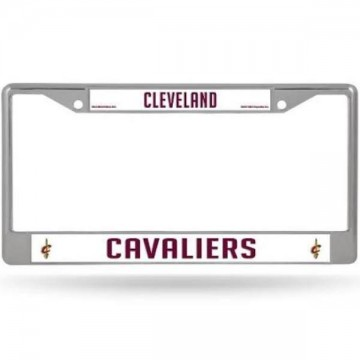 Cleveland Cavaliers Chrome License Plate Frame