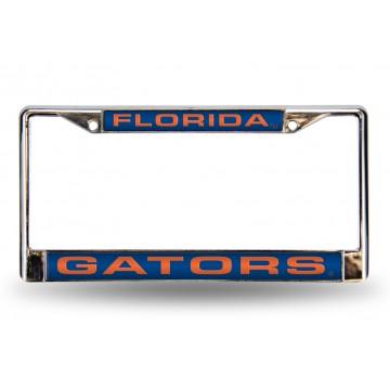 Florida Gators Blue Laser License Plate Frame