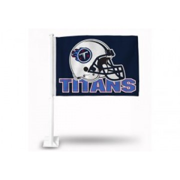 Tennessee Titans Car Flag