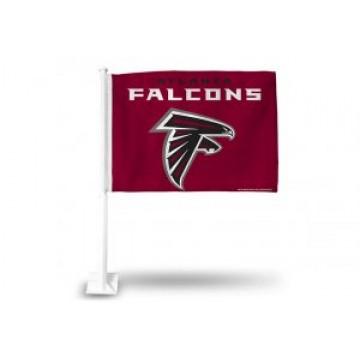 Atlanta Falcons Car Flag