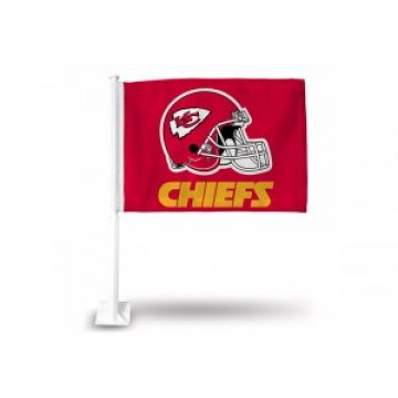 Kansas City Chiefs Car Flag